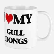 Cute I love ding dongs Mug