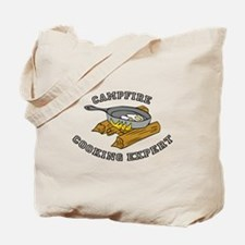 Campfire Cooking Expert Tote Bag