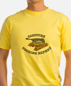 Campfire Cooking Expert T-Shirt