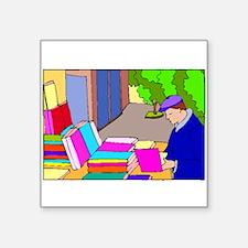 Book Vendor Sticker