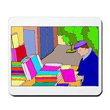 Book Vendor Mousepad
