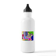 Book Vendor Water Bottle