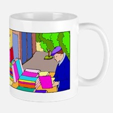 Book Vendor Mugs