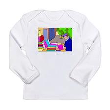 Book Vendor Long Sleeve T-Shirt