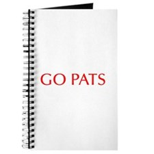 Go Pats-Opt red Journal
