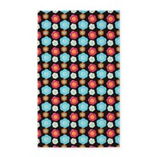 Bright Pretty Folwer Pattern Area Rug