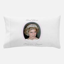 God Bless Princess Diana Pillow Case