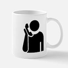 Answering Service Mugs