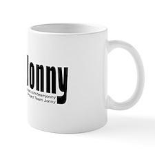 #TeamJonny Small Small Mug