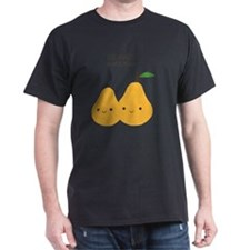 FUNNY FRUIT PEAR DESIGN T-Shirt