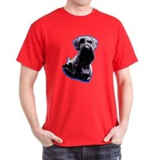 giant schnauzer natural ear T-Shirt