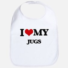 I love my Jugs Bib