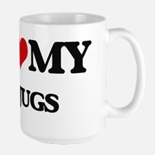 I love my Jugs Mugs