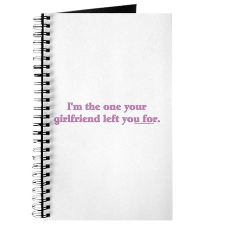 I'm the one your girlfriend l Journal