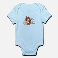 Nuts About Family Body Suit