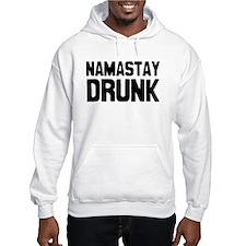 Namastay Drunk Hoodie