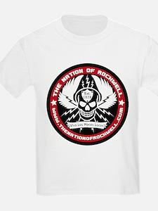 NOR Logo 50 JPEG Hi T-Shirt
