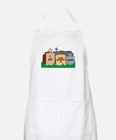 Distracted II BBQ Apron