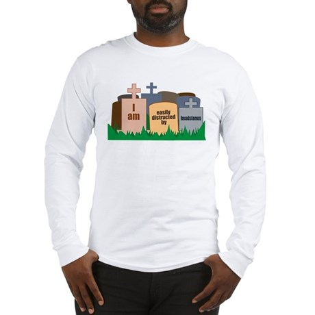 Distracted II Long Sleeve T-Shirt
