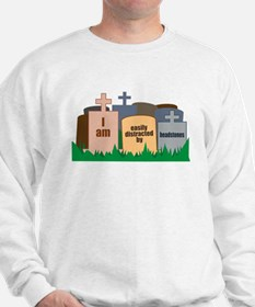 Distracted II Sweatshirt