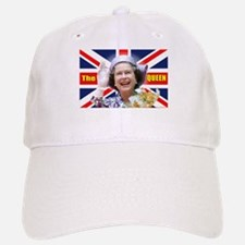 HM Queen Elizabeth II Great Britons! Baseball Baseball Cap