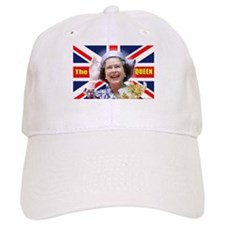 HM Queen Elizabeth II Great Britons! Baseball Cap