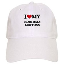 I love my Korthals Griffons Cap