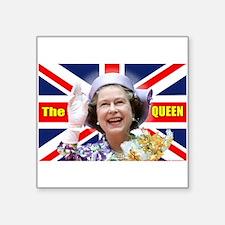 HM Queen Elizabeth II Sticker