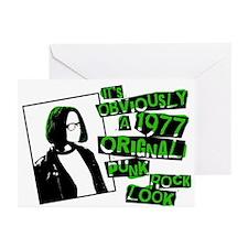 Punk rock Greeting Cards (Pk of 10)