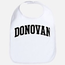 DONOVAN (curve-black) Bib