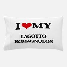 I love my Lagotto Romagnolos Pillow Case