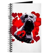 giant schnauzer natural ear Journal
