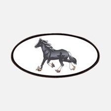 DRAFT HORSE Patches