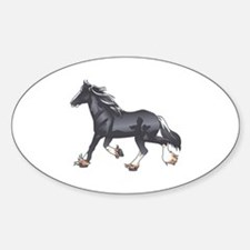 DRAFT HORSE Decal