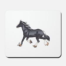 DRAFT HORSE Mousepad