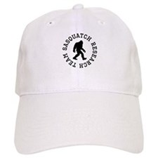 Sasquatch Research Team Baseball Baseball Cap
