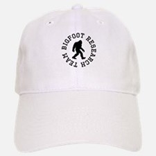 Bigfoot Research Team Baseball Baseball Baseball Cap