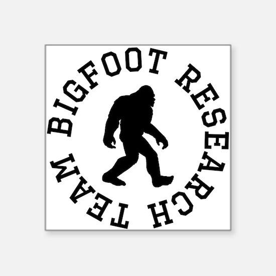 Bigfoot Research Team Sticker
