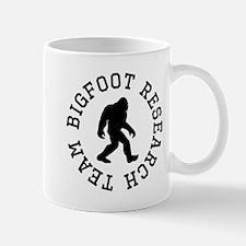 Bigfoot Research Team Mugs