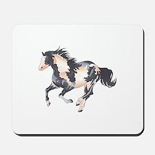PAINT HORSE Mousepad