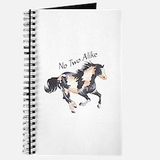NO TWO ALIKE Journal