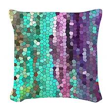 108872005 Mosaic Woven Throw Pillow