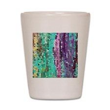 108872005 Mosaic Shot Glass