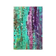 108872005 Mosaic Rectangle Magnet