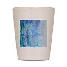 108872005 Blue Water Shot Glass