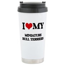 I love my Miniature Bul Travel Mug