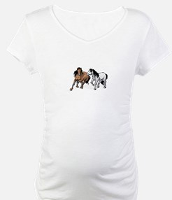 HORSES ONLY Shirt