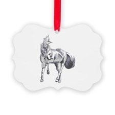 MAJISTIC HORSE Ornament