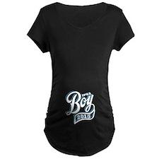 It's A Boy 2015 Maternity T-Shirt