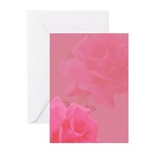 Cute Rose photography Greeting Cards (Pk of 20)